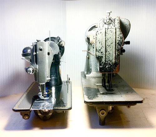 Sự khác biệt giữa máy may gia đình và máy may công nghiệp